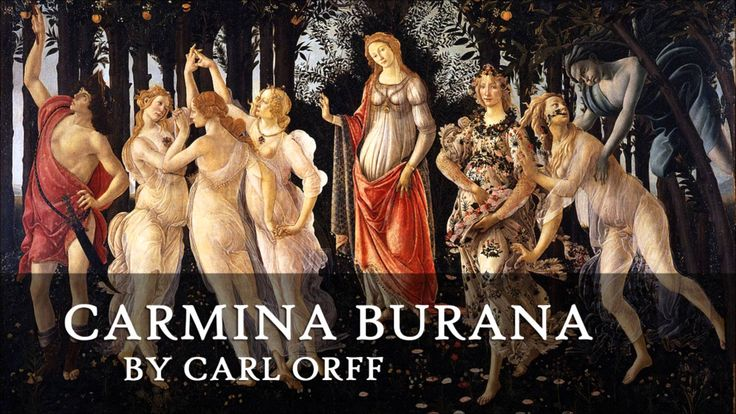 "Carl Orff: Carmina Burana ""O Fortuna"" (best performance)"