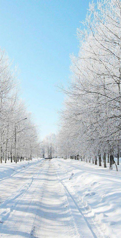 winter , snow, winter aesthetic #winter | Iphone wallpaper ...
