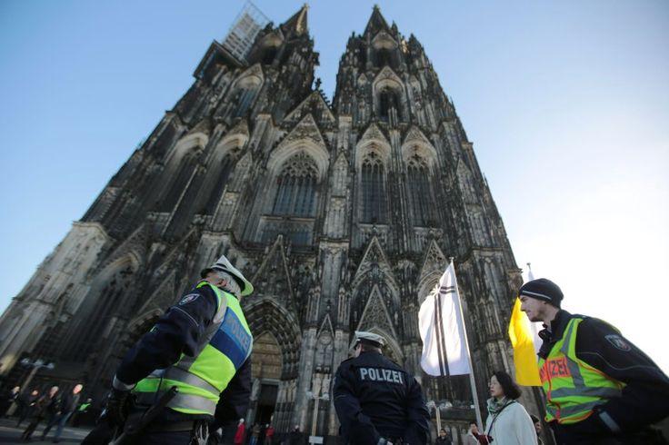 Berlin, Köln, Paris, Brüssel: So rüsten sichGroßstädte für die Silvesternacht - SPIEGEL ONLINE - Panorama