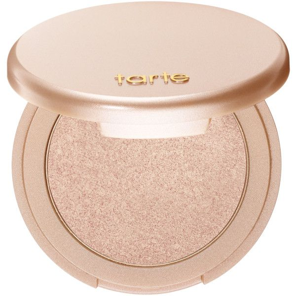 Amazonian Clay 12-hour Highlighter tarte ($38) ❤ liked on Polyvore featuring beauty products, makeup, face makeup, tarte makeup, brightening makeup, tarte cosmetics and tarte