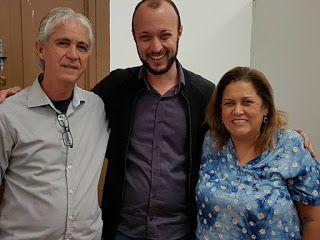 ÁJAX - NOTÍCIAS: PASTOR VISITA SECRETÁRIO DE AÇÃO SOCIAL