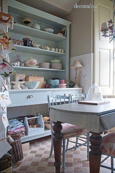 cocina rustica decoratrix