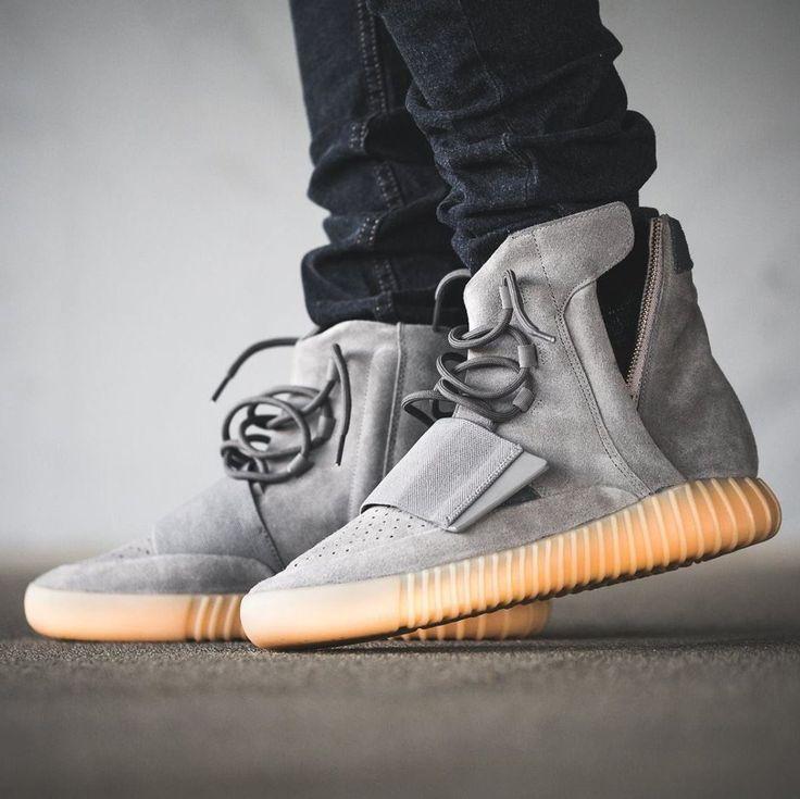 Adidas Yeezy Boost 750 Gum #Leather, #Premium, #Sneakers