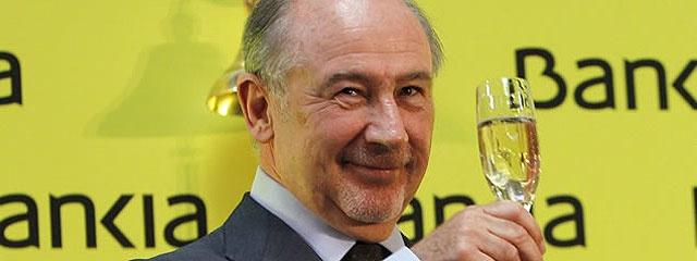 Rodrigo Rato, en el top 5 de los peores directivos del mundo