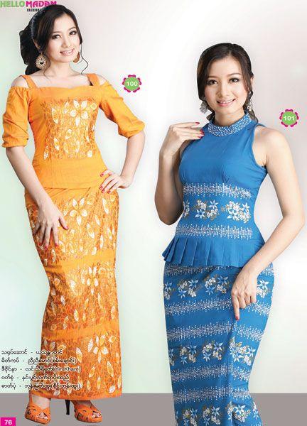 http://www.hellomadamcatalog.com/fashion/myanmar-fancy-dress-40