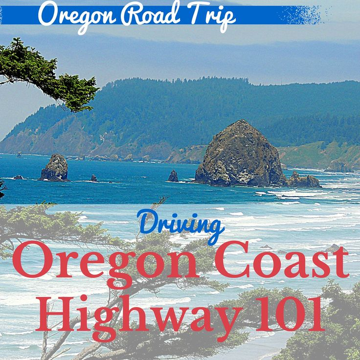 Explore the Oregon Coast on Highway 101