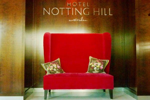 Boutique Hotel Notting Hill en Amsterdam, de lo mejorcito de la capital holandesa ‹ Angus Code