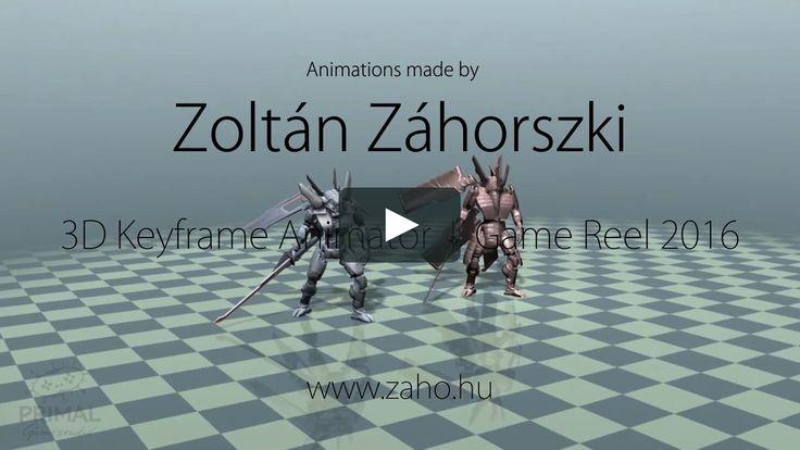 고품질 동영상과 이를 사랑하는 사람들이 모인 Vimeo에서 Zoltán Záhorszki님이 만든 'PrimalReel2016'입니다.