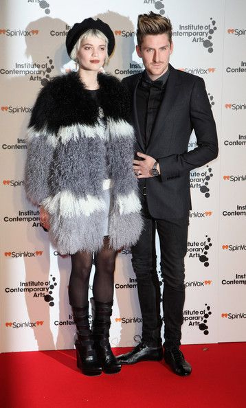 Pixie Geldof and Henry Holland - Figures Of Speech: Fundraising Gala - Outside Arrivals