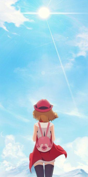 Serena #Amourshipping ^.^ ♡