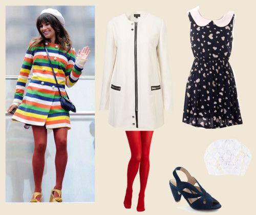Get The Look Of Glee's Rachel Berry!