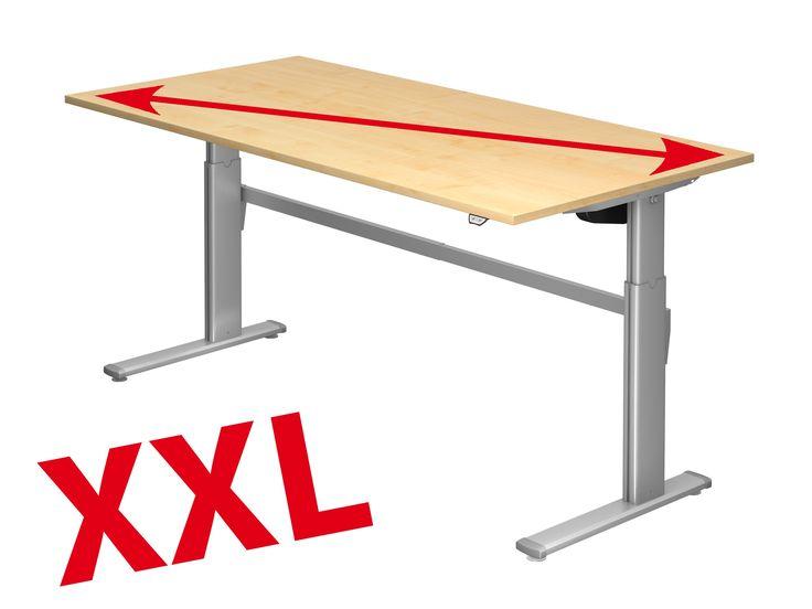 Ergonomischer arbeitstisch  9 besten Höhenverstellbare Schreibtische • Ergonomie am ...