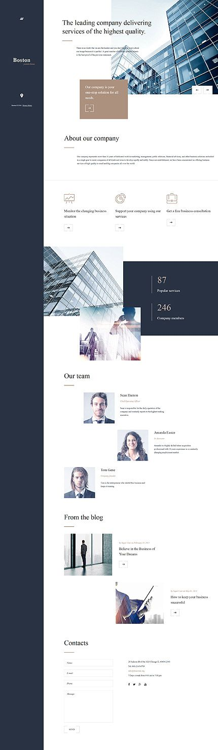 High Quality Services Company #Joomla #template. #themes #business #responsive…