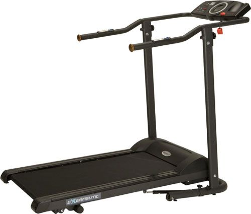 Exerpeutic TF1000 High Capacity Walk to Fitness Electric Treadmill - excellent walking treadmill, with 400 pounds maximum user weight