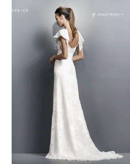 JESUS PEIRO svatební šaty, model 1021 (Bratislava)