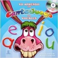"""¿Recordáis cómo nos enseñaban las primeras letras? ¿Esa frase de """"la o es un señor gordo con sombrero""""? ¿Cómo nos enseñaban a recitar, un día sí y otro también, aquello de """"mi mamá me mima""""? ¿O esa caligrafía perfecta que hacer entre dos líneas, sin nunca salirse del margen? Pues eso se ha acabado gracias a """"Cantajuego – Las vocales"""" porque este libro no sólo ayuda a los niños a aprender las vocales, qué va. Se trata de un pequeño viaje, con música de fondo, por el mundo de las primeras…"""