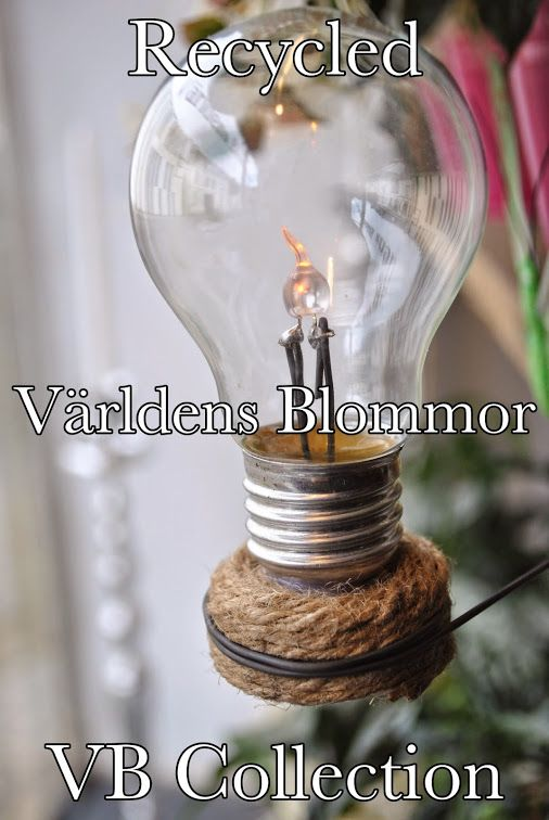 Världens Blommor is a PREMIUM LOCAL FLORIST IN Landskrona, Sweden. Our own VB Collection with mostly recycled things you didn't know it is possible to recycle.