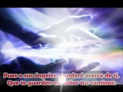 SALMOS 91.- HABLADO.-ILUSTRACIÓN.-CON LETRAS.-HD.-RV1960 & NVI.- RECITADO.- - YouTube