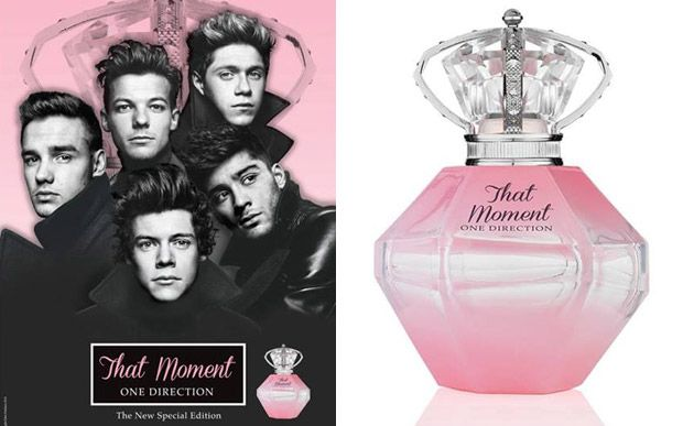 Veja as fotos promocionais do novo perfume do One Direction. Depois do sucesso de Our Moment, o grupo vai lançar o That Moment