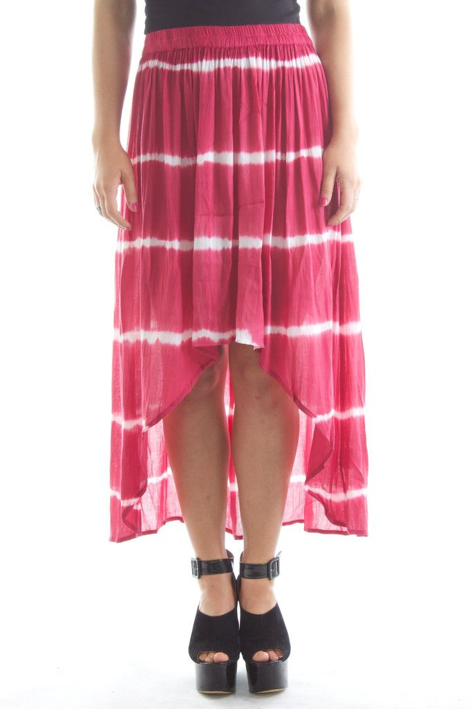Raspberry Crush Skirt