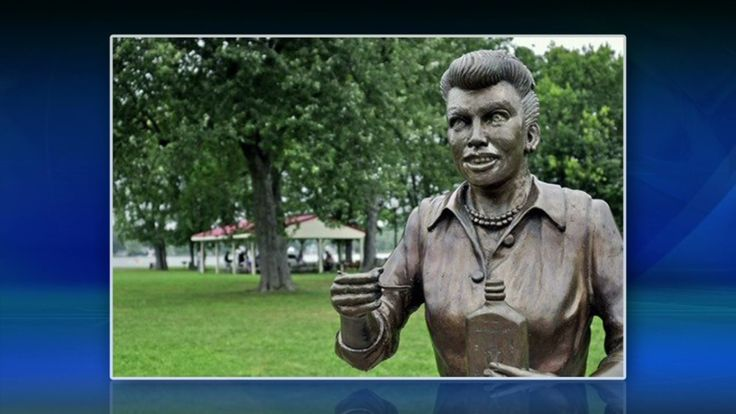 The Chautauqua Mall plans to use Scary Lucy as a prop to give a laugh and a scare in their annual 'Haunting Mall' event.