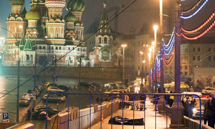 World leaders condemn murder of Russian politician Boris Nemtsov