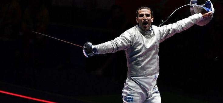 Megvan az ötödik érem! Szilágyi Áron olimpiai bajnok - olimpia ÉLŐ
