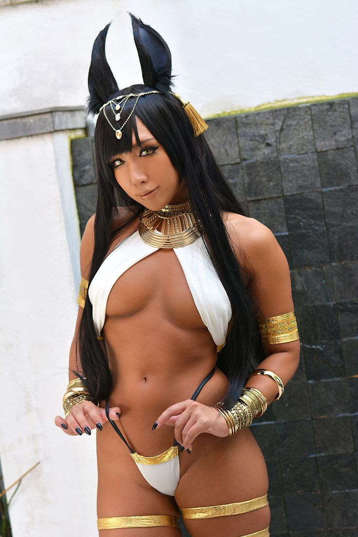 cosplay black escort girls