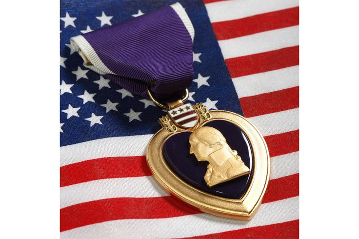 images of disney's character with purple heart day | Remembering Purple Heart Day - Greenville Journal