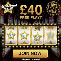 Free Casino Sign Up Bonuses