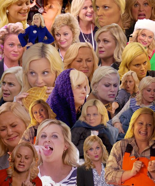 I love Amy Poehler