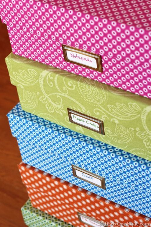 Best 25 covering boxes ideas on pinterest fabric for Fabric covered boxes craft