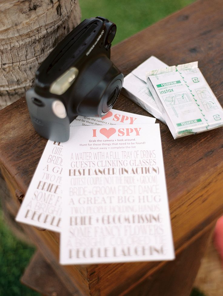 Whimsical Wedding Ideas -- I SPY: On SMP: http://www.StyleMePretty.com/destination-weddings/2014/02/28/puerto-vallarta-wedding-at-la-mansion/ Photography: Jillian Mitchell