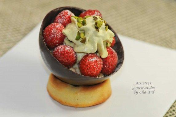 demi sphere chocolat