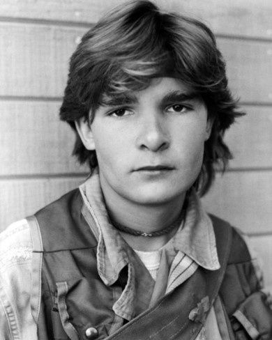 Corey Feldman.... in my oppinion i thought he was a cutie!!!