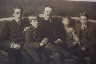 Remember the Ladies: How To Raise Boys: 6 Tips From Edith Roosevelt