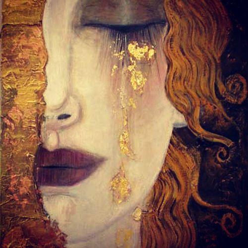 Who Painted Freya S Tears