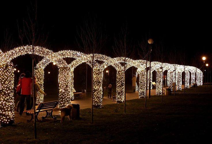 #Gliwice - Plac Grunwaldzki #christmas #lights