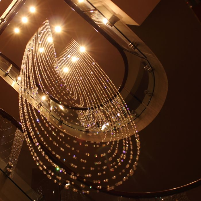 15 best Pendant Crystal Chandeliers images on Pinterest | Crystal ...