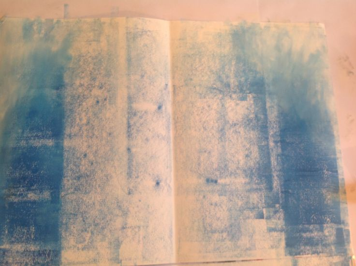 (Top 1/2) Added light blue and white to the corners