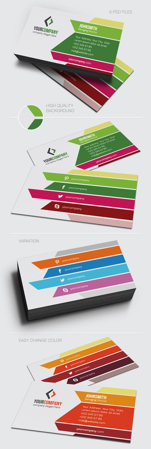 50 best Business cards images on Pinterest | Business cards, Carte ...