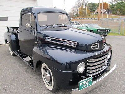 1949 ford f1 trucks 1949 ford f1 half ton pu super nice truck used ford f 100 for sale. Black Bedroom Furniture Sets. Home Design Ideas