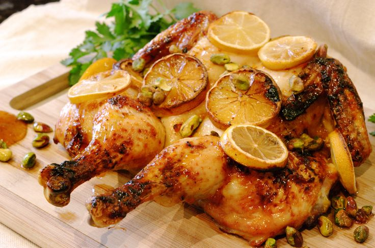 Quince Glazed Butterfly Chicken Using a quince glaze on butterflied chicken is a great idea as it helps seal in juice and flavour and leads to delicious, crispy skin.