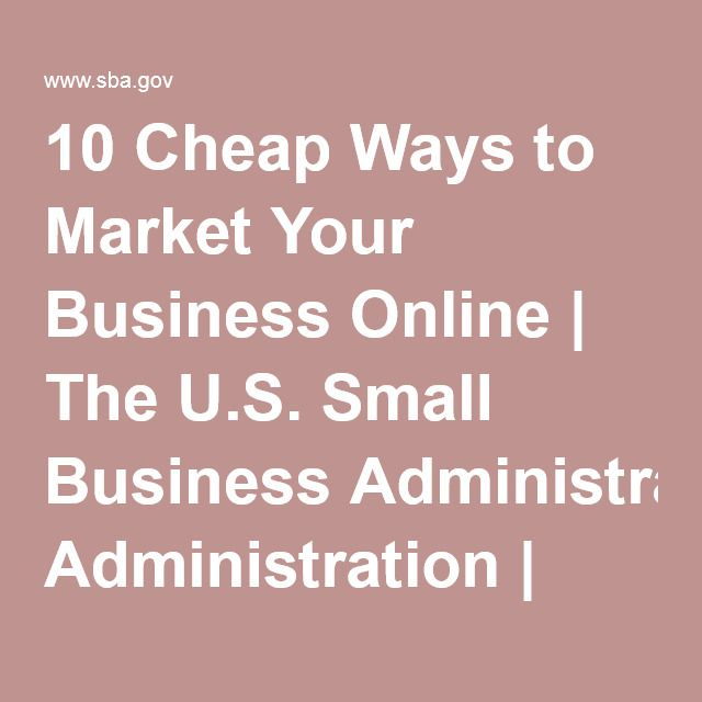 The  Best Small Business Administration Ideas On