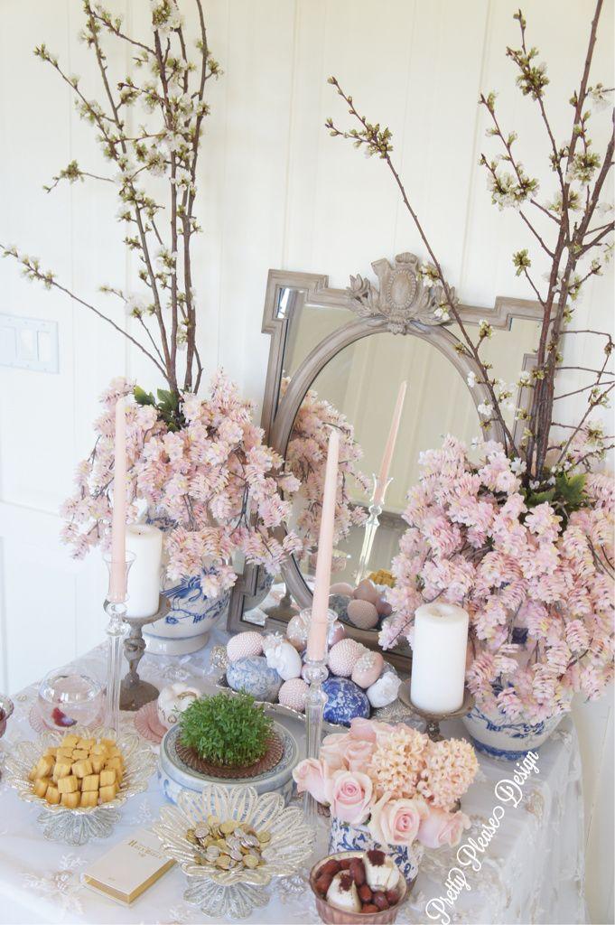 Pretty Please Haftseen for Norooz {1395} | Persian/Iranian New Year #prettypleasedesign #nowruz #norooz #norouz