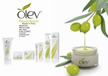 OLEV COSMETICI MADE IN ITALY ALL'OLIO EXTRAVERGINE