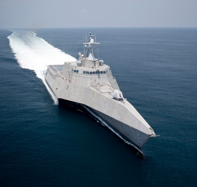 The Littoral Combat Ship, USS Independence LCS-2, US Navy's Next Generation of…