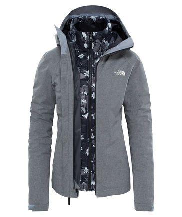 Damen Doppeljacke / 3-in-1 Wanderjacke W Thermoball Triclimate Jacket