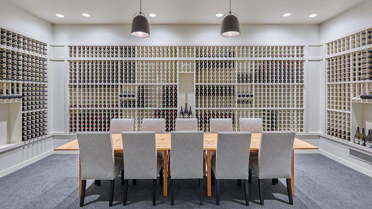 Argyle Winery Tasting House -SERA Architects
