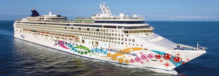 Alaska Cruises | Alaska Vacation Packages | Norwegian Cruise Line